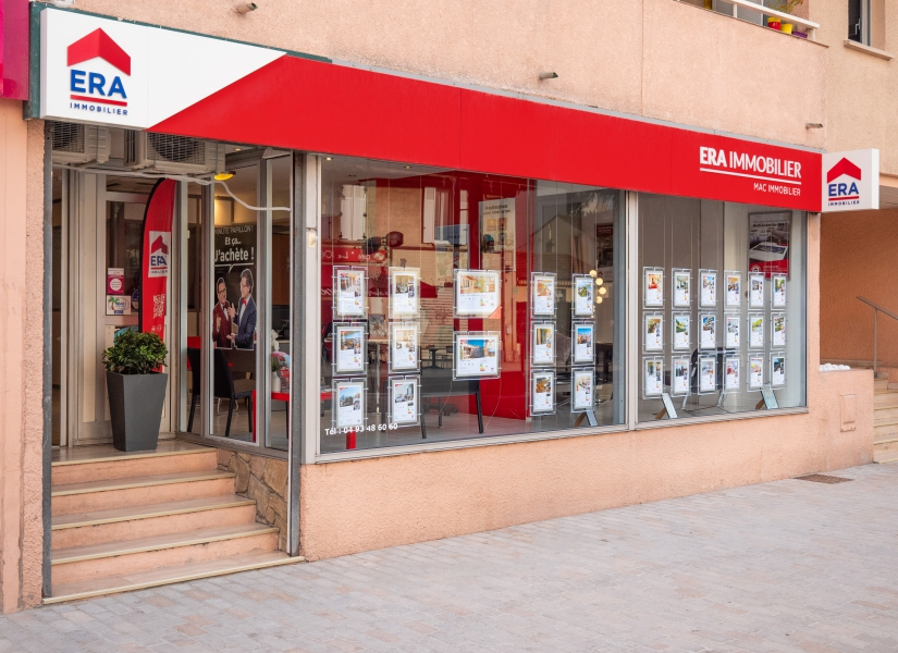 ERA MAC IMMOBILIER - CANNES LA BOCCA